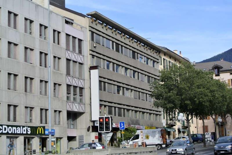 Bureaux de 76 m2 au coeur du centre-ville de Sion