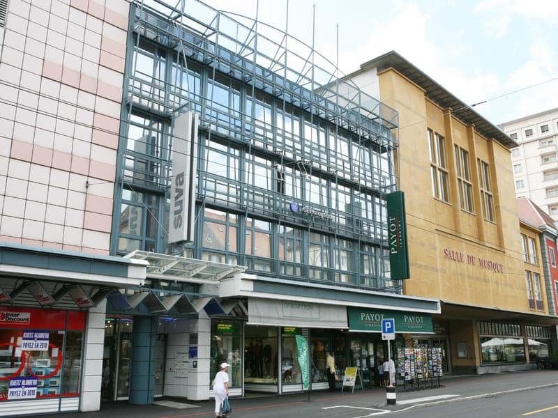 Bureaux de 240 m² situés au 1er étage