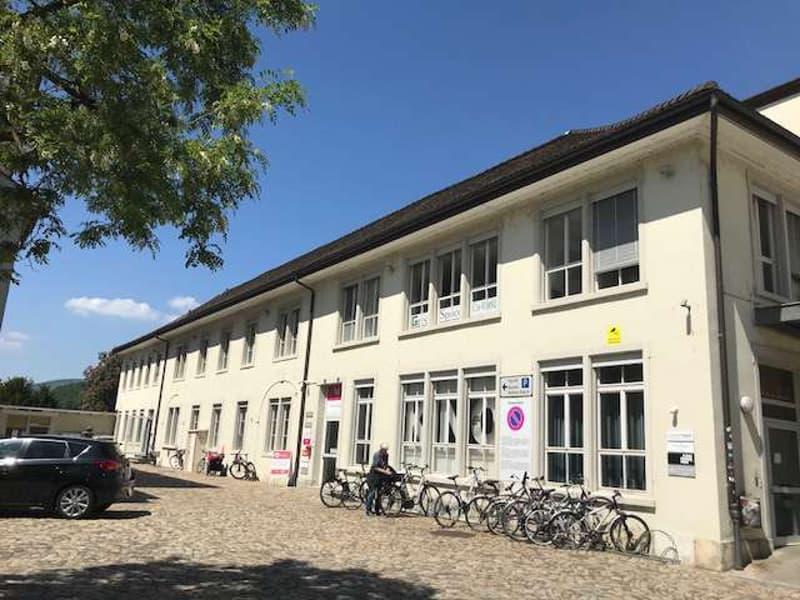 Verschiedene Lagerräume zentral in Aarau