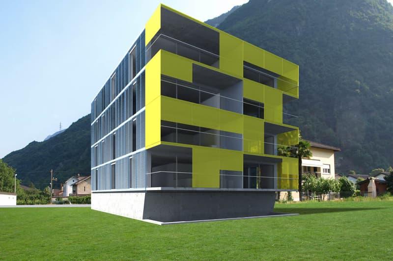 CASTIONE,  Vendiamo appartamenti nuovi di 3½ locali (1)