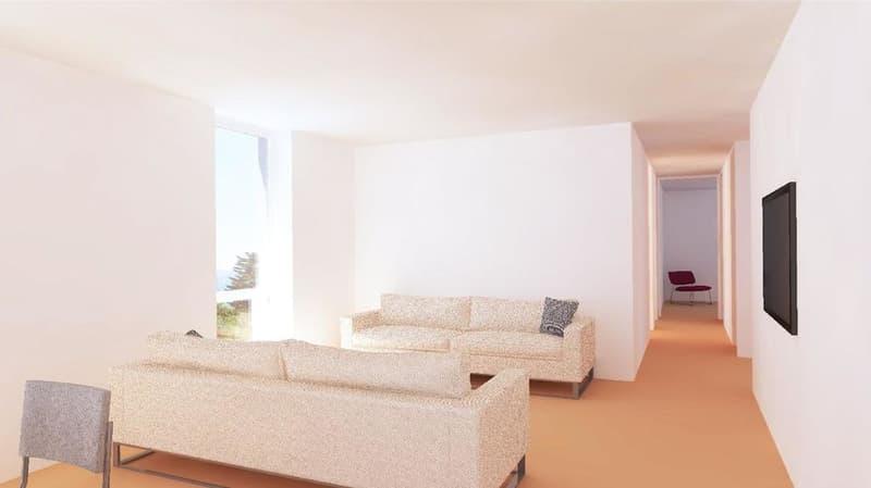 CASTIONE,  Vendiamo appartamenti nuovi di 3½ locali (2)