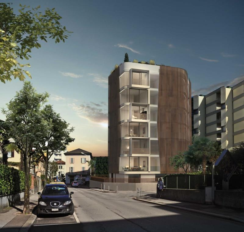 Esclusivo e moderno progetto residenziale