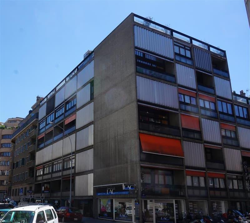Vue du bâtiment