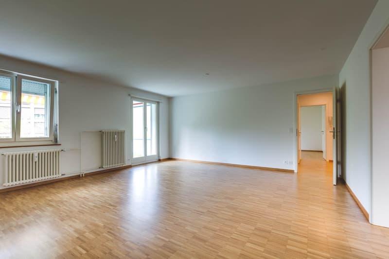 """Grosszügige 3.5-Zimmerwohnung (114m) im Gellert am """"Dalbendych"""" (3)"""