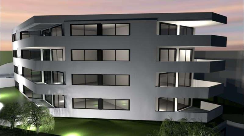 Sorengo - Appartamento 4,5 locali con terrazza