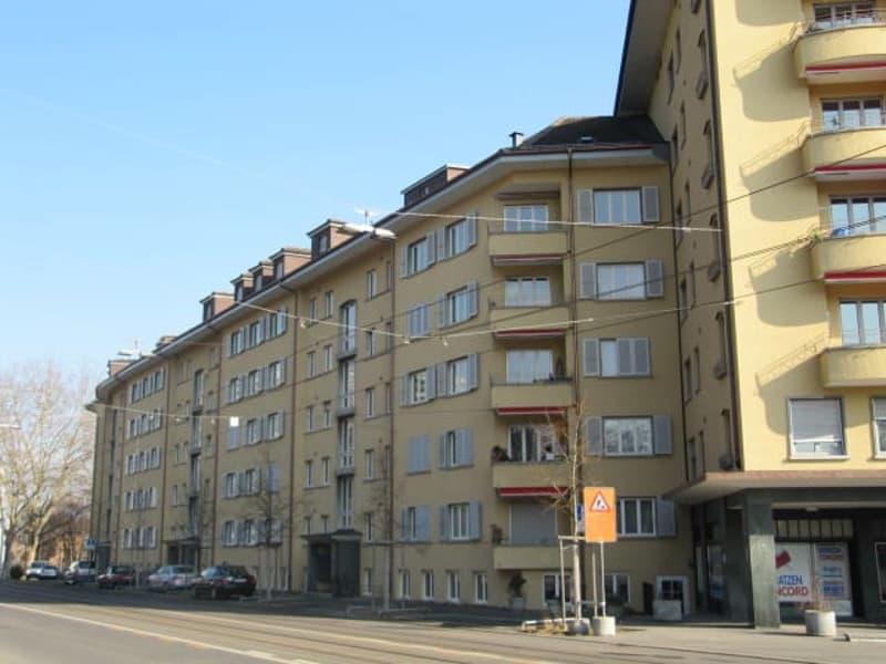 Altbauwohnung am Loryplatz
