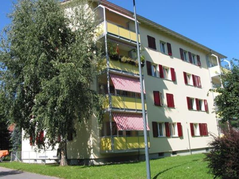3-Zimmerwohnung, Parterre rechts