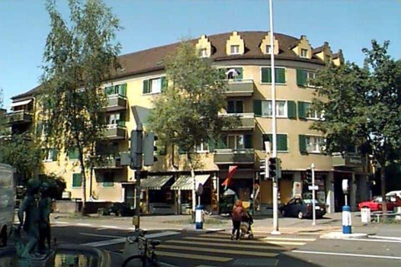 Wohnen an zentraler Lage  Zürich-Oerlikon (1)