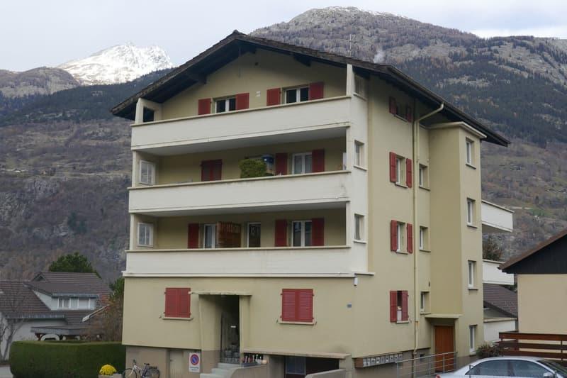 3.5-Zimmerwohnung in Glis