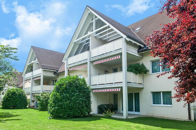 Wunderschöne Maisonnette-Wohnung im Grünen