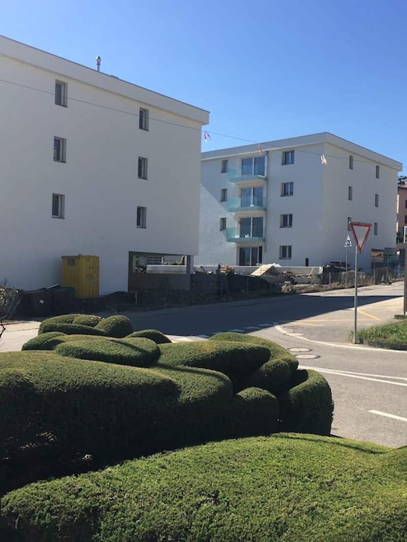 Nuovi appartamenti da 2.5-3.5 locali in zona tranquilla e residenziale
