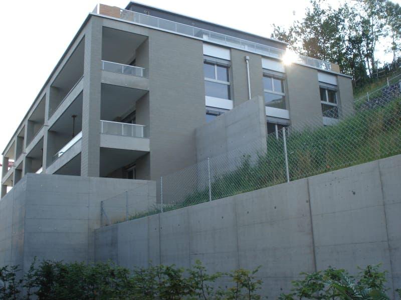 Moderne und ruhig gelegene 2.5-Zimmerwohnung mit hohem Ausbaustandard