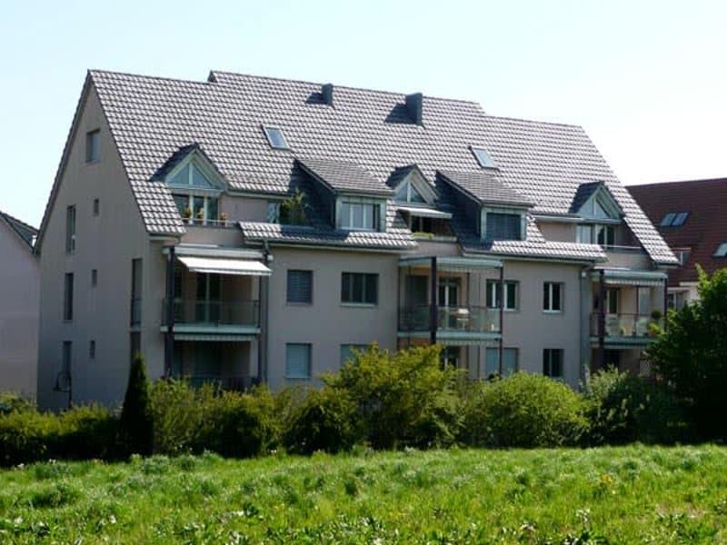 Schöne Dachmaisonette-Wohnung im Grünen