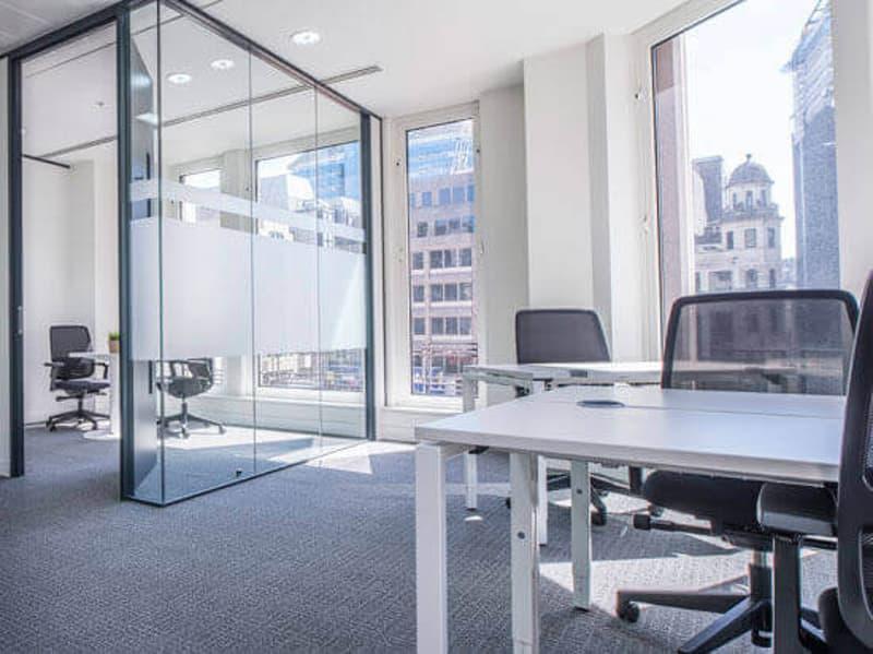 Büroräume für 1 oder 2Personen.