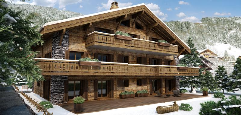 Apartment Gepetto Champéry