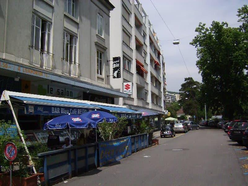 Place de parc véhicules