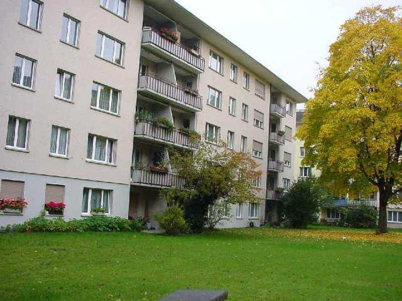Schöne Wohnung in der Nähe vom Bahnhof Winterthur (1)