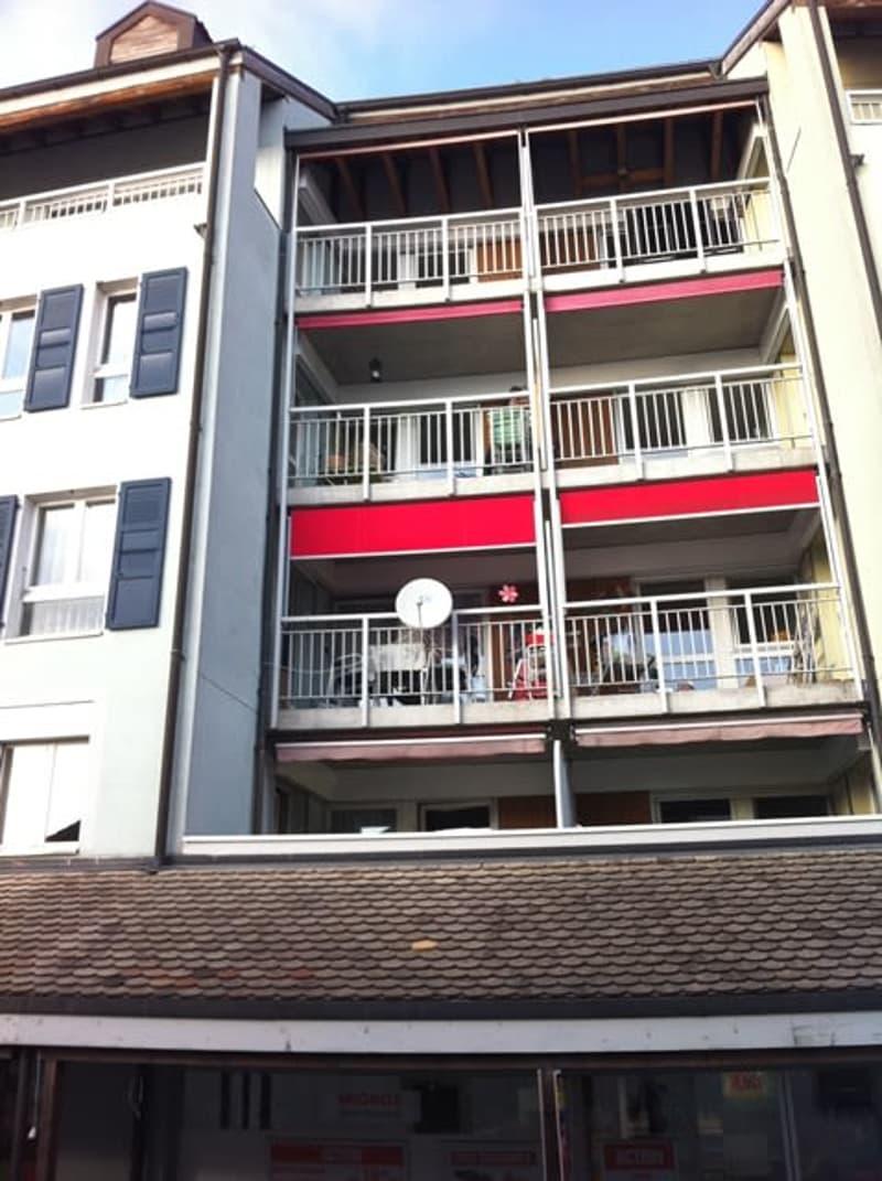 Appartement de 2.5 pièces au 1er étage