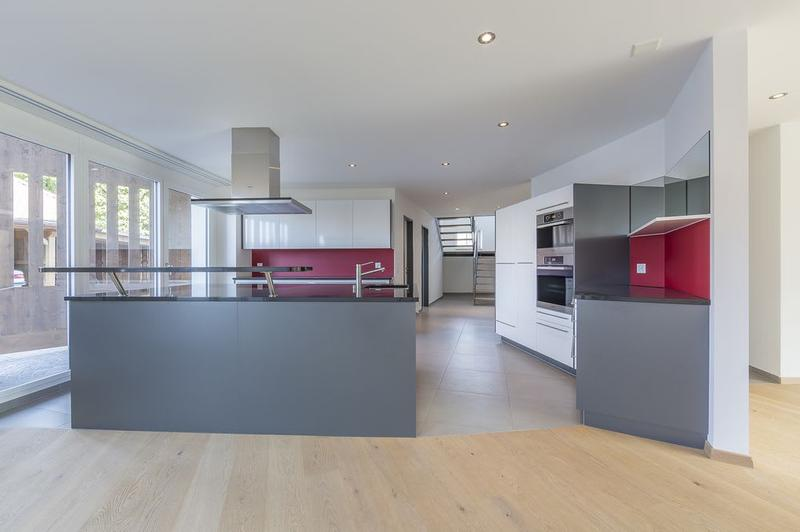 Magnifique duplex 6 pces d'env. 251 m2 à Faoug / VD