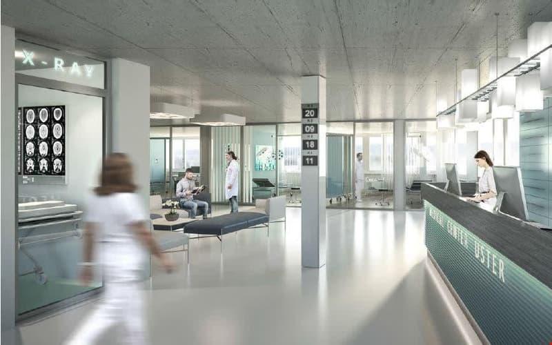 Hier profitieren Sie - werden Sie Mieter im neuen Gesundheitszentrum