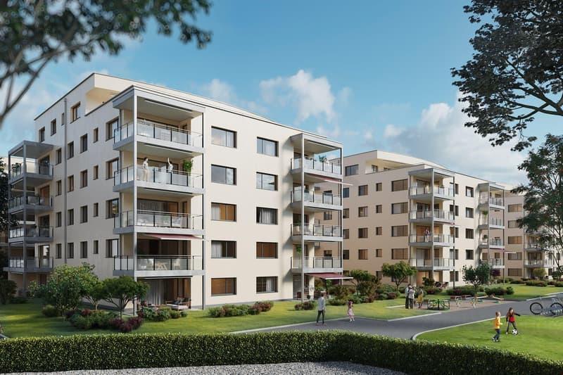 Erstvermietung THERMA 31 - 3.5-Zimmerwohnung in Sursee