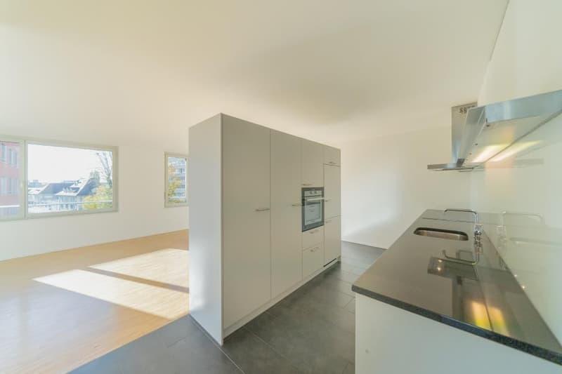 Wohnen in der zentral gelegenen Überbauung Lyssbachpark!