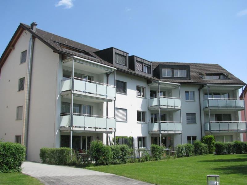 Tiefgaragenplatz in Buchs