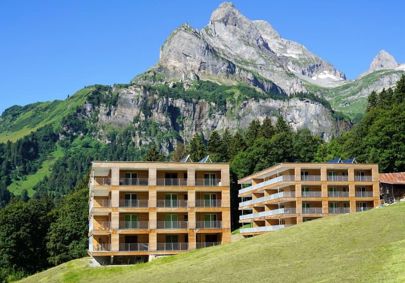 Überbauung Waldhaus Braunwald