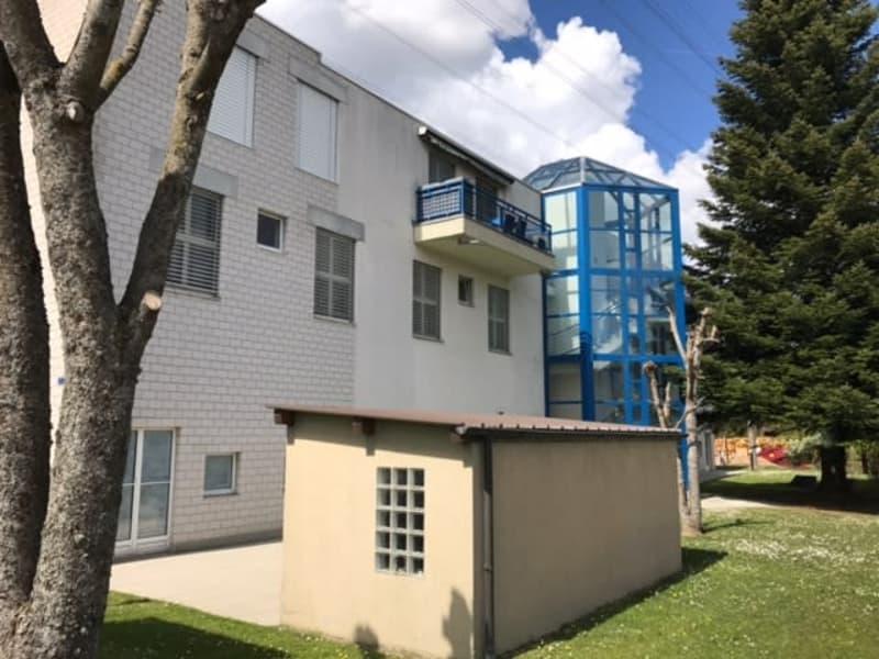 Bel appartement de 4,5 pièces au 2ème étage avec balcon.