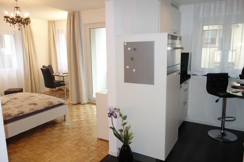 Möbliertes Apartment Nähe ETH - Furnished Apartment near ETH