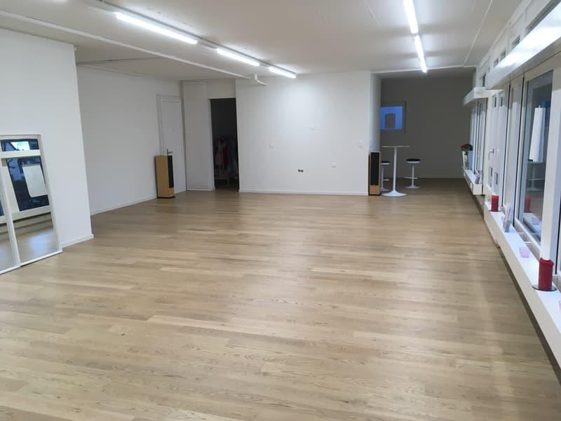 Atelier-/Bürofläche mit eigenen Lager-/WC-Räumen im UG (1)
