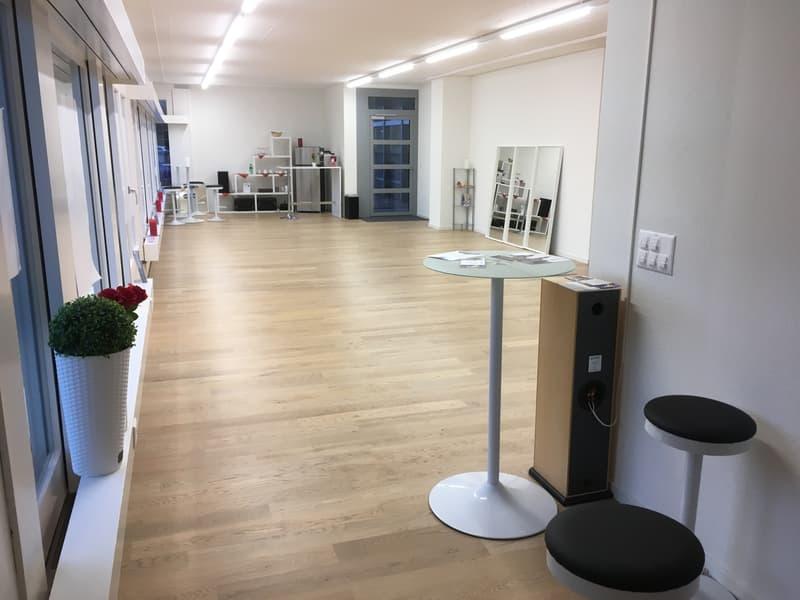 Atelier-/Bürofläche mit eigenen Lager-/WC-Räumen im UG (4)