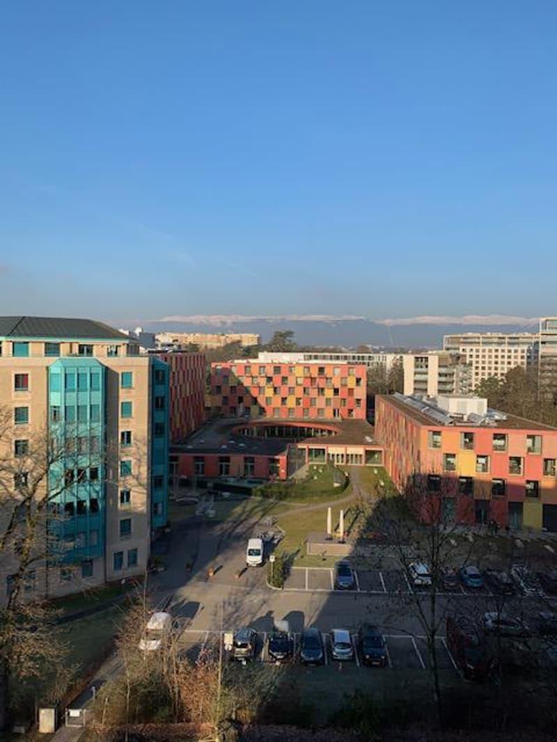 Appartement de 4 pièces au 5ème étage - vue dégagée