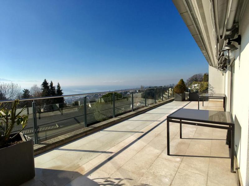 Attique et vue panoramique
