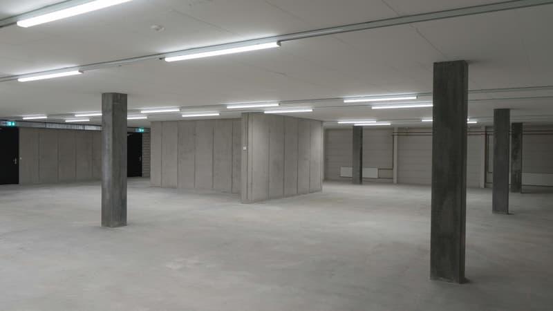 652 m² Lagerfläche direkt an der A1 mit optimaler Verkehrsanbindung