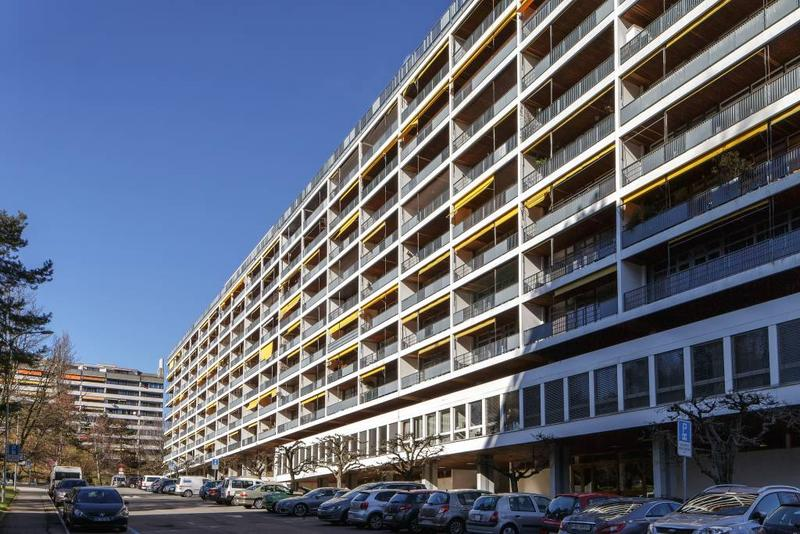 Quartier des Nations - Bureaux de 217 m² à 880 m²