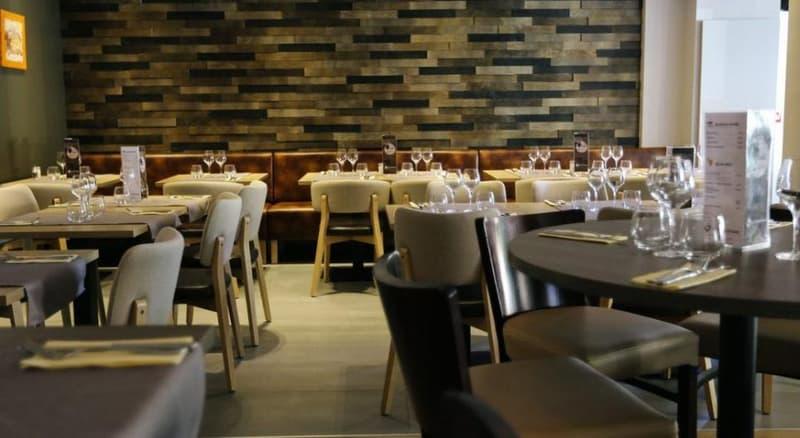 Restaurant en plein centre-ville de Lausanne