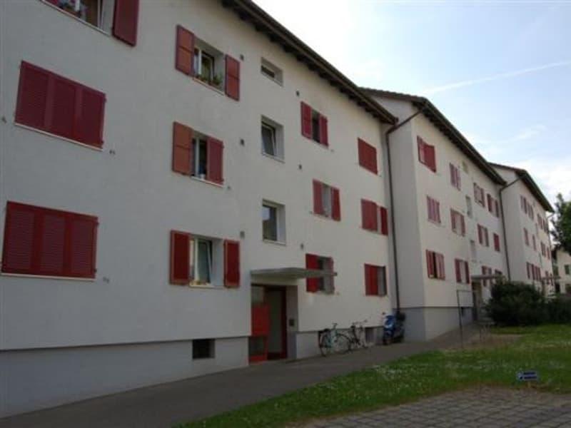 4-Zimmerwohnung, Parterre links