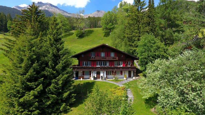 GriwaTreuhand_Immobilien_Kaufen_Grindelwald_Chalet_Bächlihus