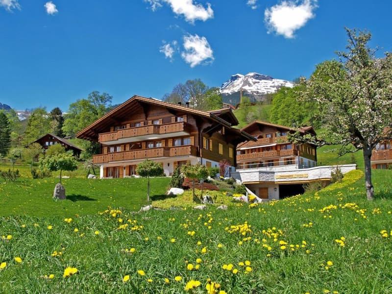GriwaTreuhand_Immobilien_kaufen_Grindelwald_Ferienwohnung_Gwächta / GriwaTreuhand_makelaar_tekoop_Grindelwald_vakantiewoning_Gwächta
