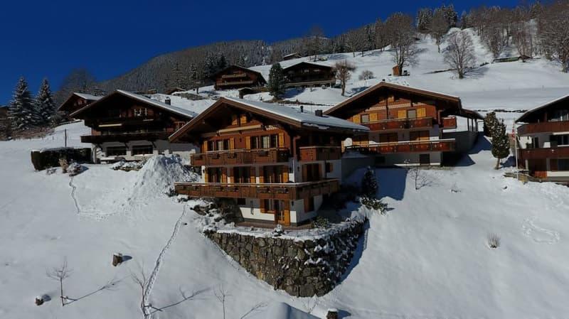 GriwaTreuhand_Immobilien_Kaufen_Grindelwald_Chalet_Home_Winter