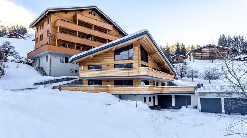 GriwaTreuhand_Immobilien_Kaufen_Grindelwald_Residence Isch_Winter