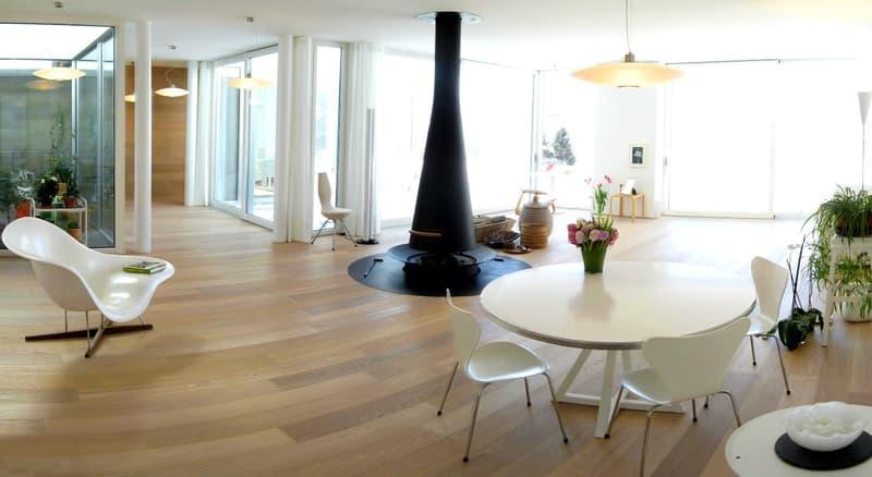 Villa 380 m2 avec terrain 9'000 m2 - Icogne (Crans-Montana)