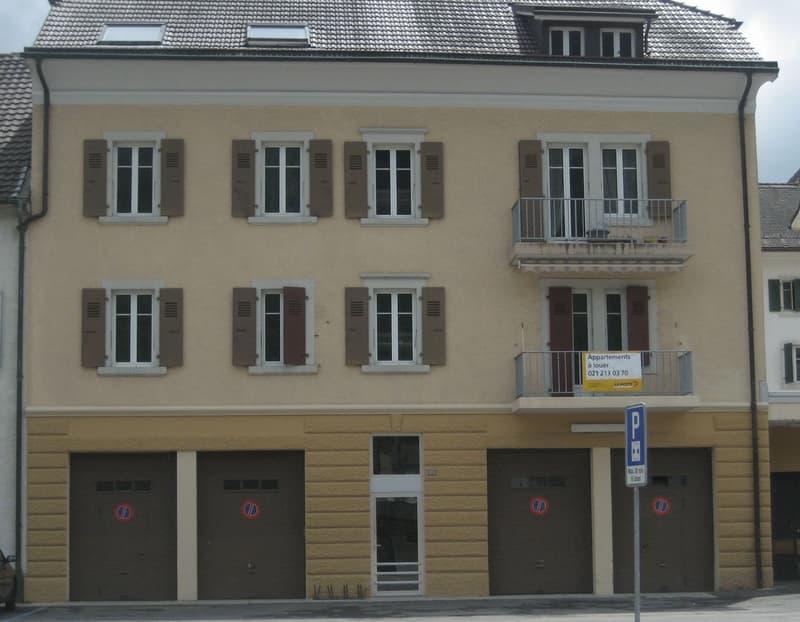 Appartement de 3.5 pièces à louer à Fleurier