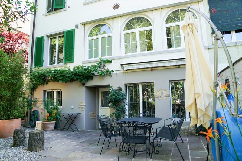 Templum ***** - recently modernized apartment cosy style - gemütliche neu renovierte Altbau-Wohnung