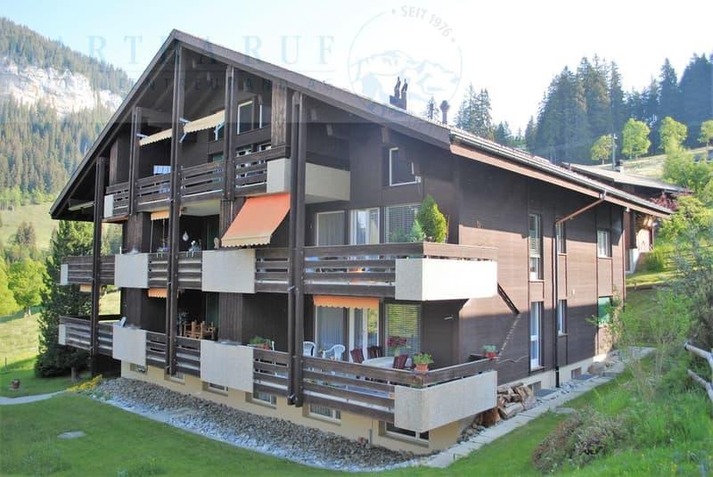 ruhig gelegene 3.5-Zimmer Wohnung mit Balkon