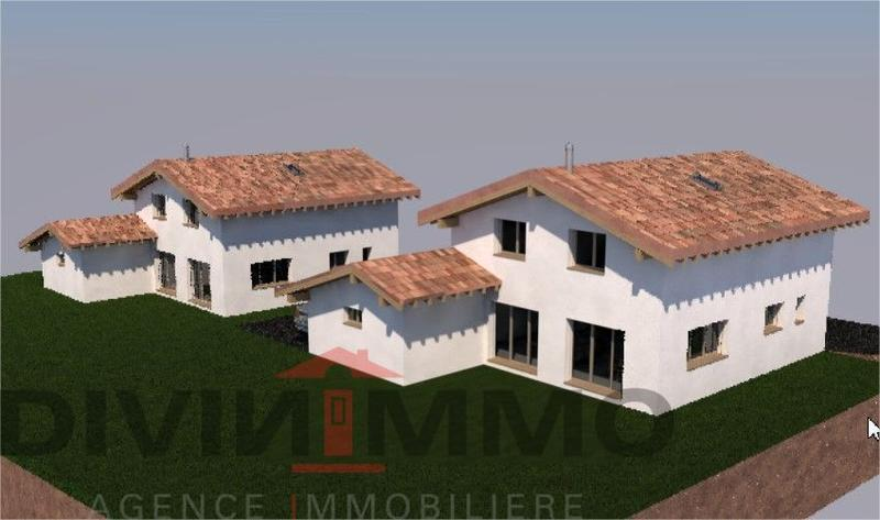 Belle villa individuelle de 5.5 pièces, vendue sur plan !