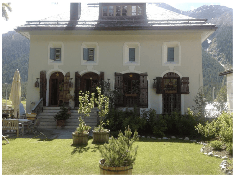 GORGEOUS LUXURIOUS 5 ROOM APARMTENT WITH PRIVATE GARDEN IN MADULAIN