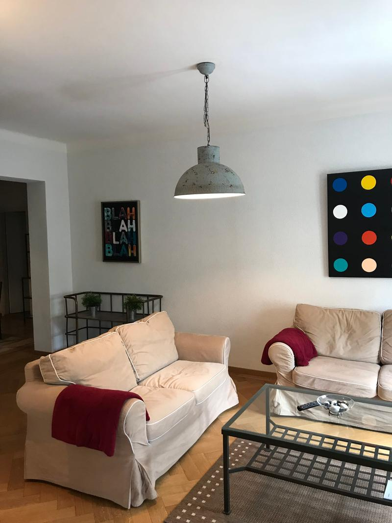 Grand Appartement Meublé de 4,5 pièces - Lausanne