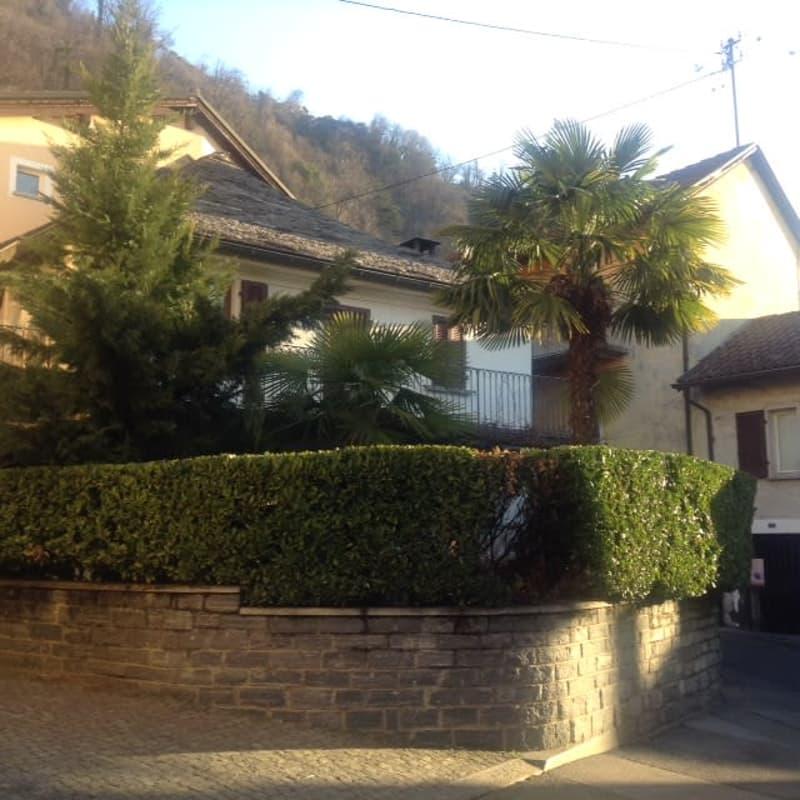 Affittasi appartamento nel nucleo di Solduno (Locarno) - Canton Ticino